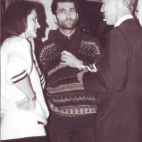 1991_BALTA_meno_bibliotekoje_Rita_Valius_P._ir_Švedijos_ateše.JPG