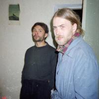 1995_Benas_Sarka_ir_Danielius_Muzikos_centre.jpg